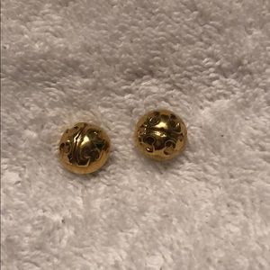 Tory Burch Gold earrings